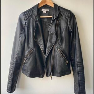 Urban Outfitter Faux Leather Jacket